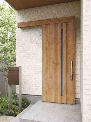 開き戸 引き戸 玄関扉の選び方 8つのポイント 玄関ドア 引き戸