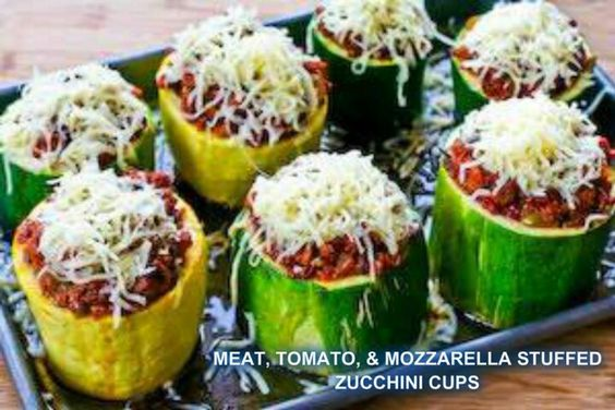 explore zucchini meat zucchini cups and more stuffed zucchini zucchini