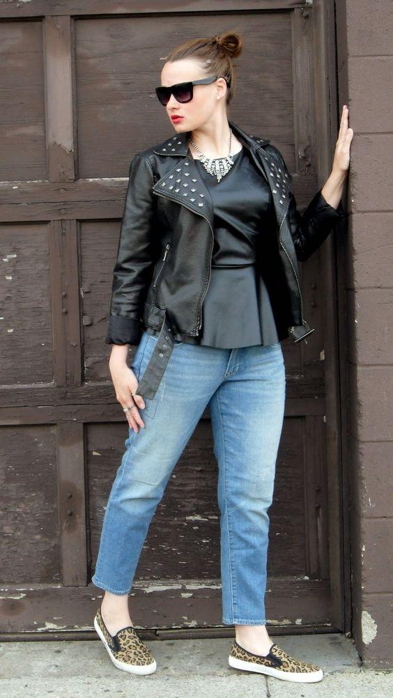 The Fashion Worshiper: Back to Black