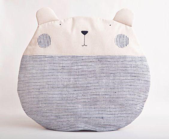 bear pillow  #toy #ternurita