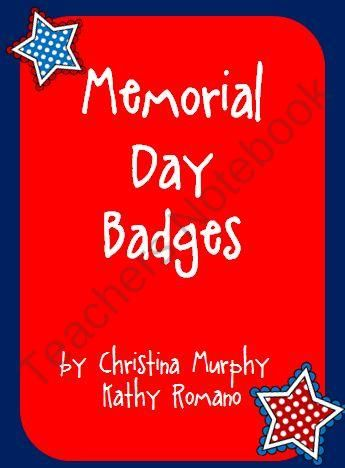 memorial day kindergarten video