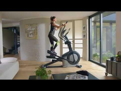 Bicicleta Eliptica E Energy Domyos Decathlon Youtube Decathlon Gym Stationary Bike