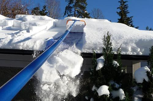 Top 10 Best Snow Roof Rakes for Snow Removal Reviews In 2020