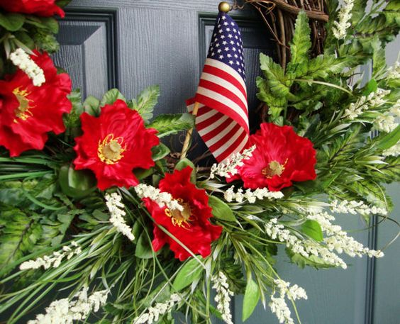 memorial day homemade decorations