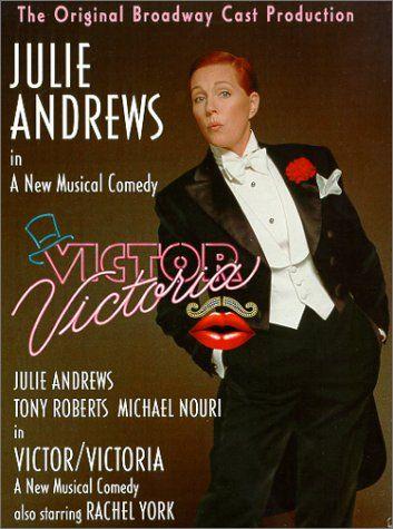 1995 Victor Victoria poster