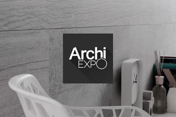 Todas las novedades URBATEK PORCELANOSA Grupo en el salón on-line de la #arquitectura y el #diseño ArchiExpo @archiexpopins  -  #tiles #porcelaintiles #wood #woodlovers #white #archiexpo
