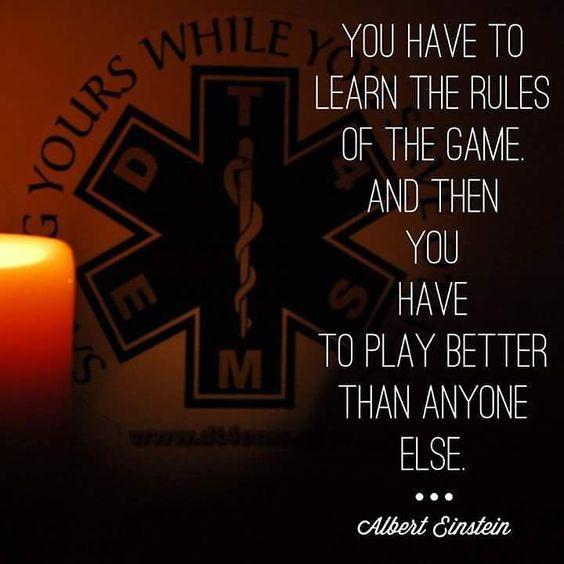 Whatever your hand finds to do do it with all your might.  #ems #myemsday #paramedic