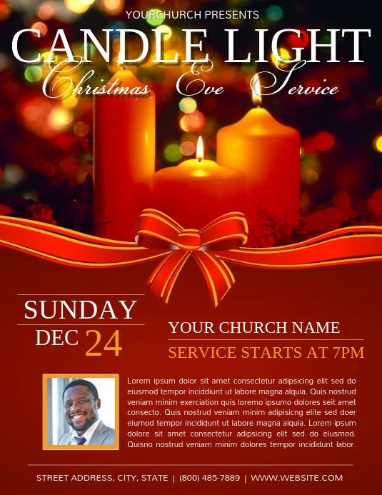 31+ Christmas eve service clipart info