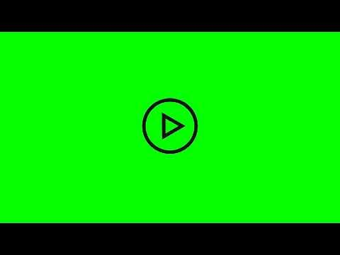 Play And Pause Button Green Screen Hd 1080p60fps Download Link Youtube Greenscreen Youtube Banner Backgrounds Link Youtube