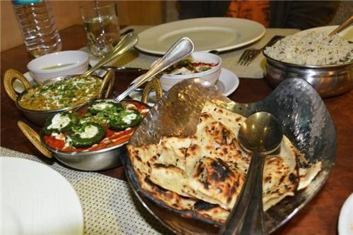 #Food in Bhuj City.
