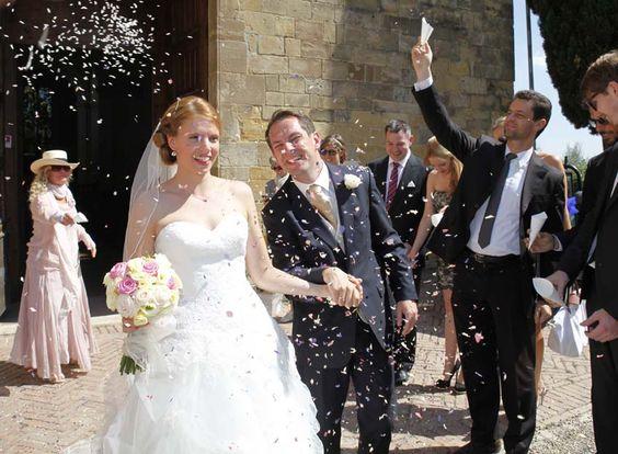 Hochzeitstraditionen in Italien