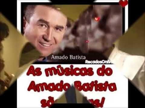 Amado Batista 2006 As 12 Melhores Melhores Cantadas Cantadas