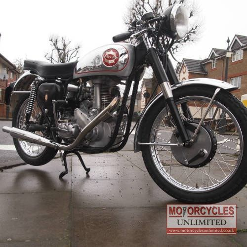 Very Nice 1954 Bsa Zb33 B33 Classic British Bike For Sale 8 989 00 At Motorcycles Unlimited Https Www Motorcycle Bikes For Sale Classic Motorcycles Bike