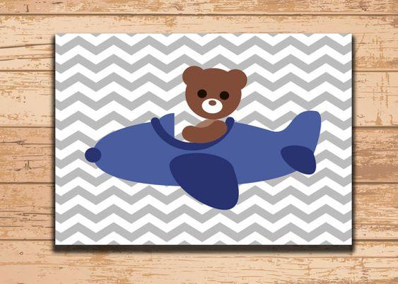 Instant Download. Printable Nursery Art. DIY by KADdesignsforlove