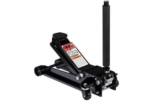 Top 10 Best High Lift Low Profile Car Floor Jacks Reviews In 2020 In 2020 Floor Jacks Car Jack Flooring