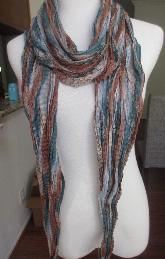 New AUTHENTIC Chan Luu Tie Dye Crinkle Scarf Lavender Luster Combo #ChanLuu #Scarf #ChanLuuScarf #TieDye #TieDyeScarf #ChanLuuTieDyeScarf