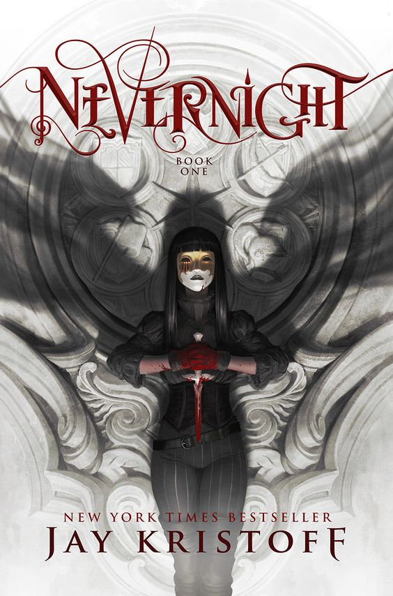 Nevernight (The Nevernight Chronicle, 1) - Jay Kristoff https://www.goodreads.com/book/show/23264655-nevernight:
