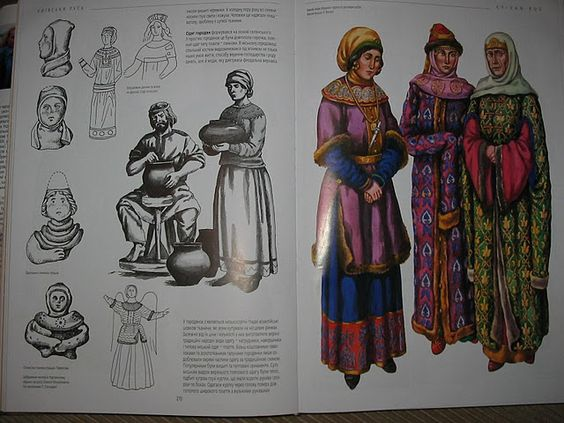 women of kievan rus I don't think anyone is interested in reviving kievan rus' today - its borders and governance don't make much sense in the modern world as for unions with.