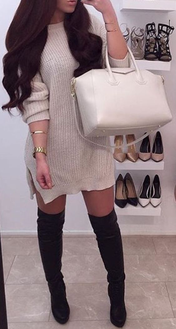 Sassy jumper n booties Follow more Pinterest: Rachel Sheena