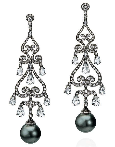 black pearls - Cellini Jewelers