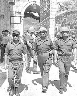 Had Israel had its way when the Six-Day War broke out 45 years ago, on June 5, 1967, there would have been no war with Jordan, Jerusalem might still be a divided city and the West Bank still under Arab sovereignty.