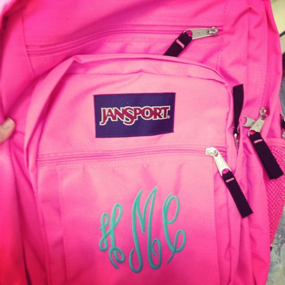 Hiking backpack, Jansport and I want on Pinterest