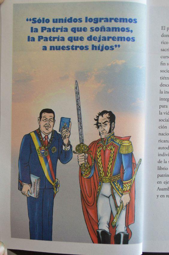 escuelas en venezuela | ATENCIÓN PADRES! Esta es la constitución adoctrinante que entregan ...