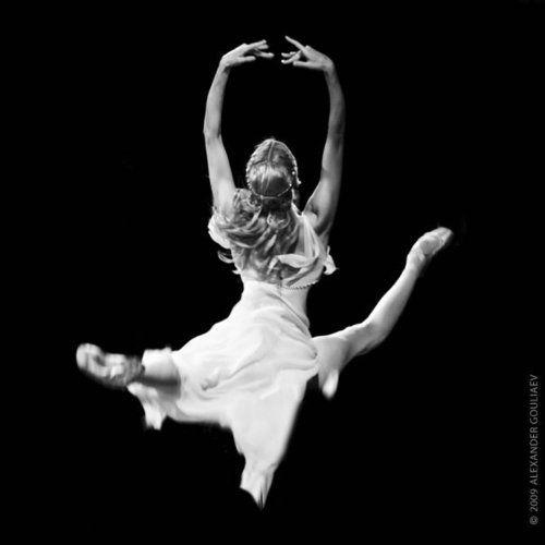 Leaps of faith.