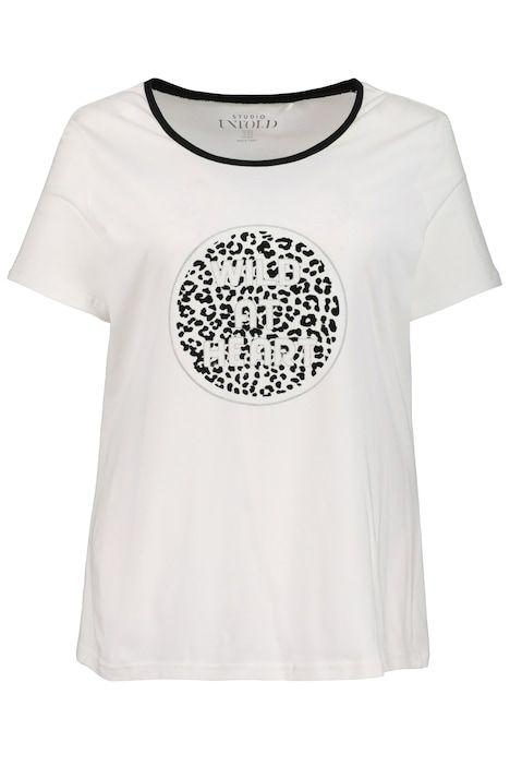 T Shirt Damen Weiss Modal Baumwolle Studio Untold In 2020 Shirts Modisch T Shirt