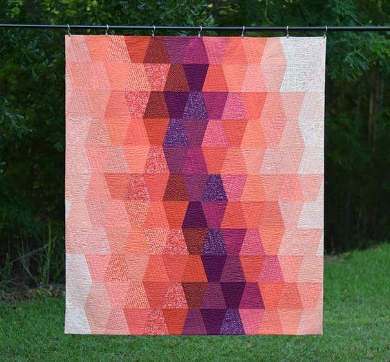South Rim + Pantone Quilt Entry