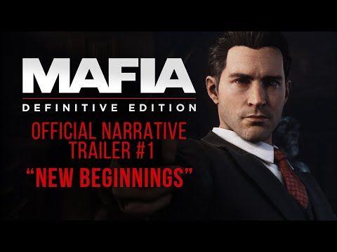New Trailers Mafia Definitive Edition Resident Evil 8 Oddworld