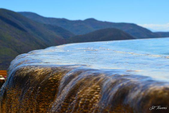 Hierve el Agua, Oaxaca - México