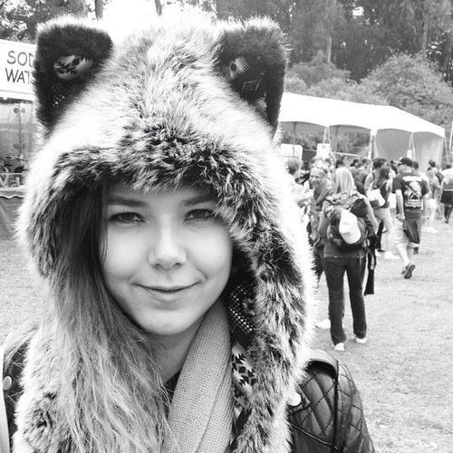 Nanna Bryndis Hilmarsdottir from the awesome Icelandic band Of Monsters and Men