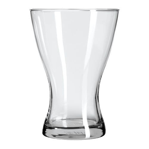 Vasen Vase Clear Glass 7 Ikea Vases Glass Ikea