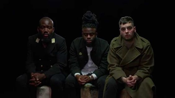 Young Fathers Q&A - 2014 Barclaycard Mercury Prize