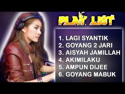 Dj Viral Lagi Syantik Goyang Dua Jari Terbaru 2018 Youtube Dj Lagu Lagu Terbaik