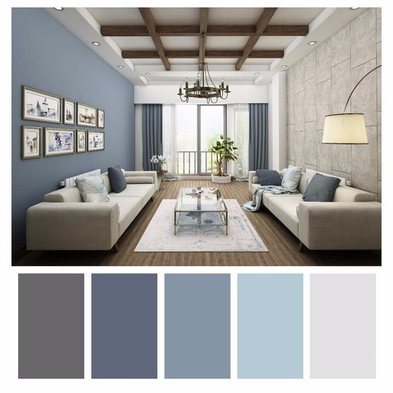 Beach Style Living Room Color Paint Ideas