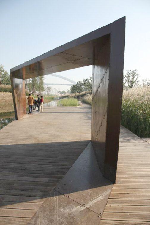 Quick And Easy Landscaping On A Budget Landscape Architecture Design Pavilion Architecture Architecture