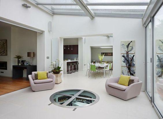Design weinkeller  weinlagerung weinkeller modernes design | root cellar Weinkeller ...