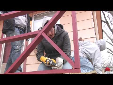 Rebuilding Together CapacityCorps helps a senior age in place