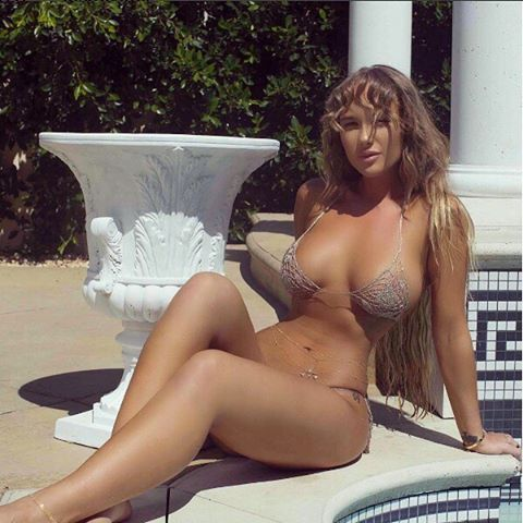 @niykeeheaton proves less is more in her new music video. Watch video - link in bio @Playboy