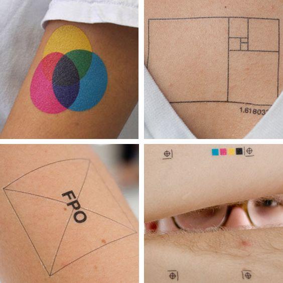 the ultimate geek ink.