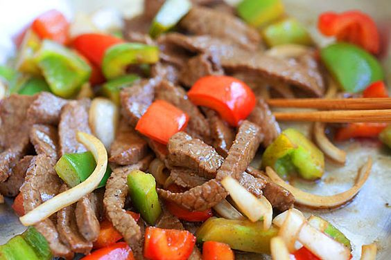Black Pepper Beef | Recipe | Beef, Pepper Steak and Steaks