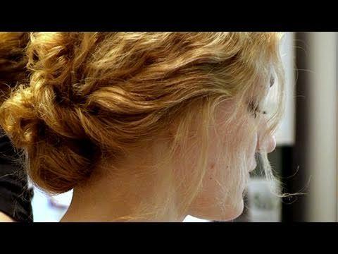 La coiffure bohème chic