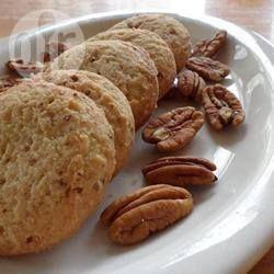 Foto de la receta: Galletas de nuez tostada