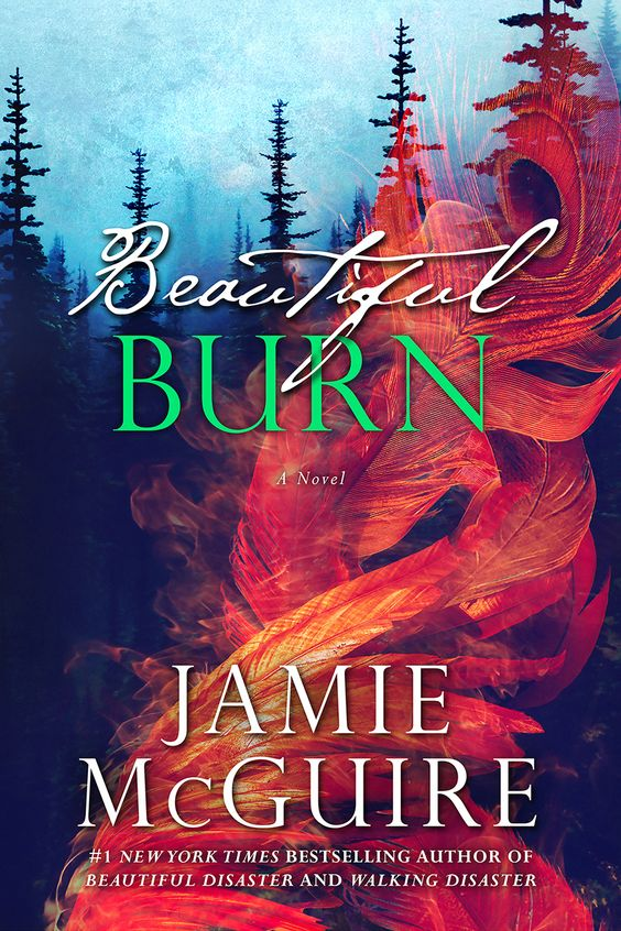 Beautiful Burn by Jamie McGuire