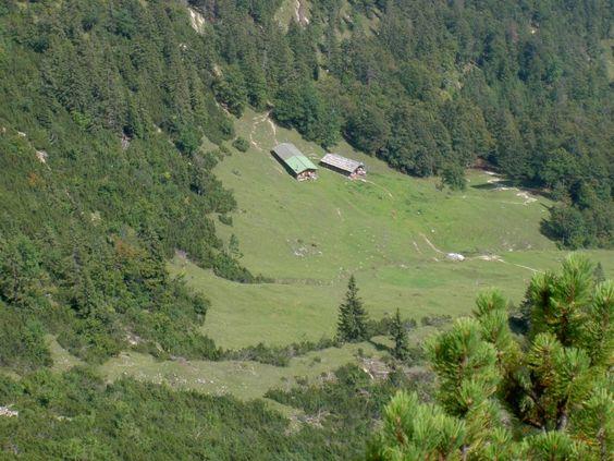 Schinder-Trausnitzalm