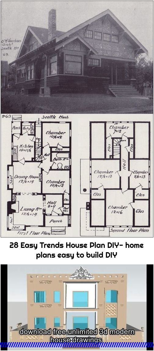 28 Easy Trends House Plan Diy Home Plans Easy To Build Diy