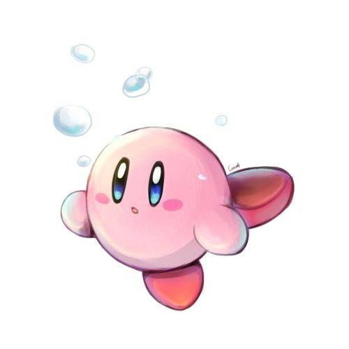 Glub, Glub Kirby