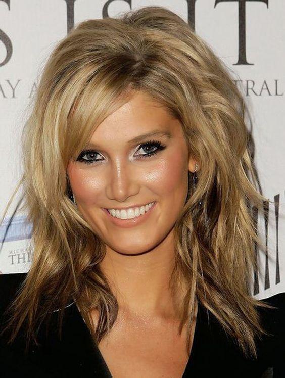 Haarfarbe Dunkelblond: Dunkelblond Haarfarbe Suce für Ihre Skintone